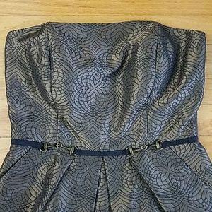 Antonio Melani Strapless dress sz 4